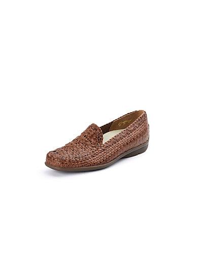 """Waldläufer - Plaited loafers """"Harriet"""""""