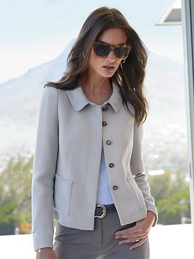 Windsor - Jacket in 100% new milled wool
