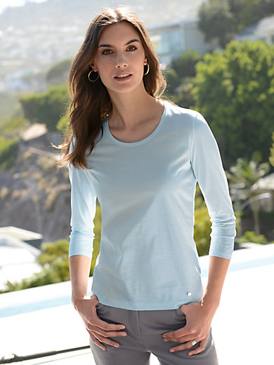 Windsor - Round neck top