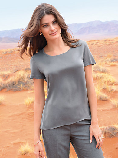 Windsor - Tunic in 100% silk