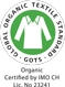 GOTS - Environmentally and socially responsible textile manufacturing